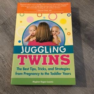 Juggling Twins book